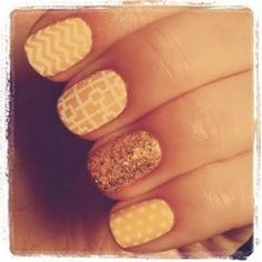 Love this polish and design!