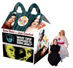 """What Ever Happened To Baby Jane?"" Happy Meal"