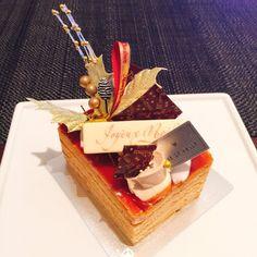 今すぐ食べたいクリスマスケーキ!みんな美味しそうなの食べてるね! | ギャザリー