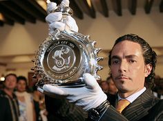Most Expensive Tequila Guinness World Record 2006 - Ultra Premium Tequila Ley .925 Pasion Azteca $225000