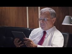 Sir Martin Sorrell Interview on Why He Makes Time to Read The Wall Street Journal - YouTube