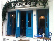 SOUVLAKI GR   A taste of Greece in Manhattan.  Stanton Street   New York, NY 10002