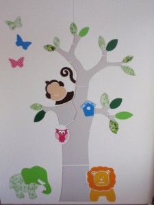 Decoratie kinderkamer