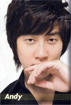 Andy - Shinhwa