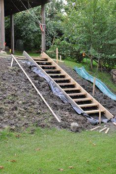 trappa trädgård - Sök på Google