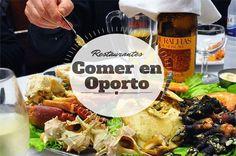 Un completo listado de Restaurantes en Oporto, descripción, precios promedios, ubicación y tipo de cocina. Lugares para comer desde por menos de 3€
