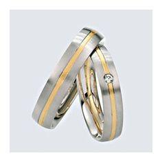 Verighete cu briliante din aur alb si aur galben . Aur, Twin, Wedding Rings, Engagement Rings, Jewelry, Enagement Rings, Jewlery, Jewerly, Schmuck