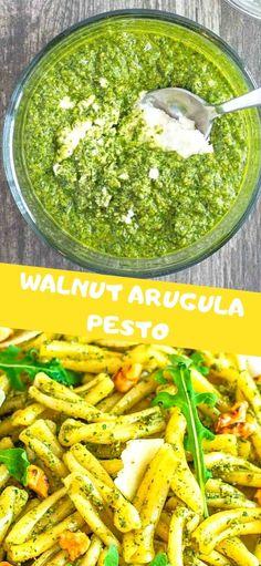 Pasta Recipes, Chicken Recipes, Italian Main Dishes, Italian Appetizers, Arugula, Fresh Herbs, Tomato Sauce, Food Food, Italian Recipes
