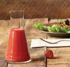 Strawberry Vinaigret