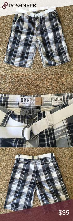 BKE shorts New, never worn BKE shorts. Size 34 waist 24 out seam BKE Shorts Cargo