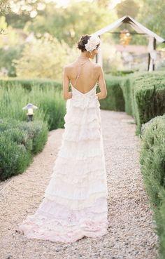 gorgeous gown / Claire la Faye