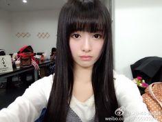 キクちゃん 鞠婧禕 Ju Jingyi