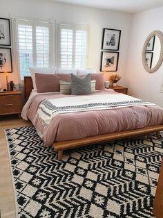 Home Bedroom, Bedroom Decor, Bedroom Ideas, Bedroom Makeovers, Master Bedroom, Bedroom Signs, Bedroom Styles, Kids Bedroom, Home Interior