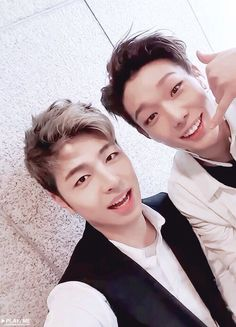 Junhoe and Bobby #iKON