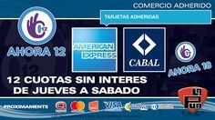 La Púa San Miguel: AHORA PODES COMPRAR HASTA 12 Y 18 CUOTAS SIN INTER...