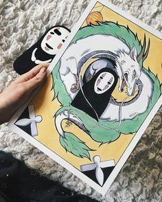 drawings of friends Art Sketches, Art Drawings, Chihiro Y Haku, Studio Ghibli Art, Drawings Of Friends, Ghibli Movies, Guache, Sketch Inspiration, Arte Pop