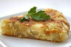 #Ricetta #frittata di #patate