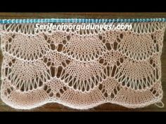 tr Alize has been producing and offering a wide variety of unique and exclusive hand knitting yarn collections according to Oeko-Tex standarts . Hand Knitting Yarn, Knitting Videos, Crochet Videos, Lace Knitting, Knitting Stitches, Stitch Patterns, Knitting Patterns, Crochet Patterns, Crochet Woman