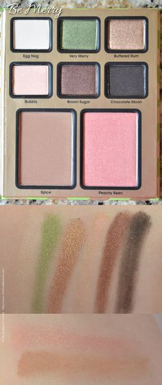 Joy to the Girls:  A Look at Too Faced's Holiday Collection via @15 Minute Beauty