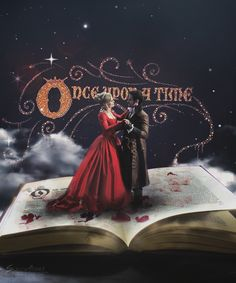 Once upon a time…a pirate fell in love with a princess.