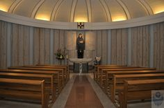 St Faustina Chapel at Cracow St Faustina, Divine Mercy, Krakow, Saints, Poland