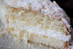 Taste The Joy: Lemon Cream Cake