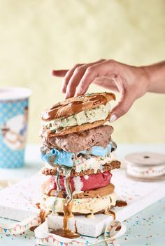 Our #icecream #sandwiches are out of control! Don't try to fight it, we all know these are just what you need to make your #Sunday a little bit sweeter. Go ahead, get one or all of it, we won't mind.  #ellascreamery #riverlanddubai #dubai #dubaifood #dubaifoodie #icecream #icecreamparlor #dessert #foodstagram #eatingfortheinsta #eeeeeats #dubaiparksresorts #abudhabi #icecreamlove #icecreamlovers #jebelali #mydubai #icecreamsandwich #cookie #cookies