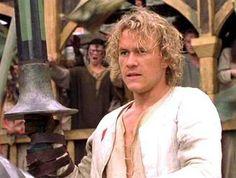 Heath Ledger, A Knight's Tale Heath Legder, Heath Bars, Famous Movies, Good Movies, A Knight's Tale, Katheryn Winnick, Sci Fi Films, Australian Actors, Pin Pics