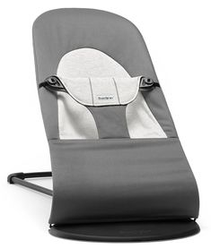 BABYBJÖRN Bouncer Balance Soft (Dark Gray/Gray in Cotton Jersey)  #baby #parents #supremestroller #stroller #pushchair #pram