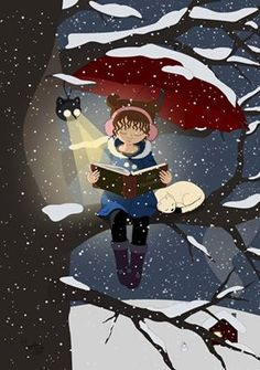 Reading in the Tree I Love Books, Books To Read, My Books, And So It Begins, Reading Art, Magic Book, Book Images, In The Tree, Book Reader