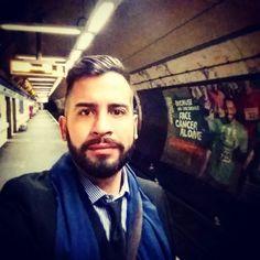 Last train to london! #muchamochila #londonstyle #london #londres