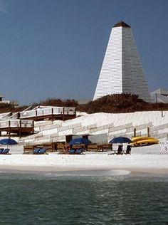 Seaside Florida....anytime of the year except summer!!