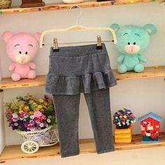leggins de niñas full licra c/falda bobos- ivanitafashion!!! Barbie, Pants, Clothes, Fashion, Toddler Girls, Templates, Toddler Girls Fashion, Little Girl Clothing, Cute Clothes For Girls