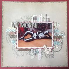 Project Ideas for Fancy Pants Designs - Timbergrove Collection - 12 x 12 Paper Kit