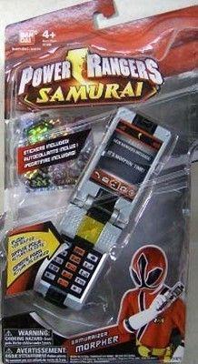 Power Ranger Samurai Samuraizer Morpher new in box on eBay!