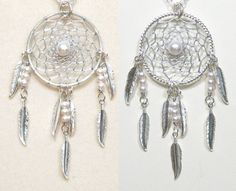 Hey, I found this really awesome Etsy listing at https://www.etsy.com/es/listing/112062492/dream-catcher-pearl-collar-atrapasuenos