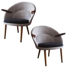 Easy Chairs by Eric Ostermann, c. 1957