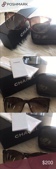 Chanel sunglasses 2017 100%ua 100%uv CHANEL Accessories Glasses