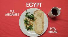#Breakfast of Egypt :)