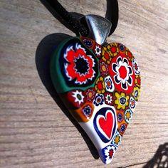 Queen of Hearts #yourmurano #murano #muranoglass