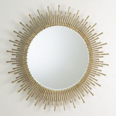 Spike Mirror @Zinc_Door