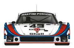 Porsche on Behance Porsche Motorsport, Porsche 935, Le Mans, Sport Cars, Race Cars, Dodge Charger Daytona, Martini Racing, Ferdinand Porsche, Vintage Porsche
