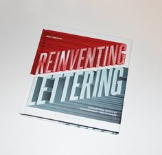 This week we reached a very nice book called reinventing lettering which is published by Bloomsbury. The book is small, squared formated and promises some good lettering at first sight. About Reinventing Lettering Like the title says this book has to contain inspirational pieces by contemporary practitioners and that's true. It leads through three main … Typography Books, Book Letters, Bloomsbury, Sketching, The Book, Poetry, Inspirational, Lettering, Contemporary