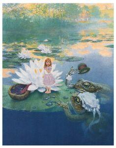 Thumbelina by Christian Birmingham