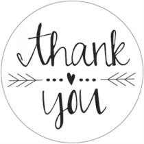 Sticker Thank you wit/zwart Black & White Quotes, Black And White, Fancy Sugar Cookies, Flat Lay Photos, Thank You Quotes, Drawing Templates, Thank You Stickers, Creative Inspiration, Silhouette Cameo