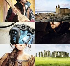 Finis Mundi by Laura Gallego. I made this picspam, but the pictures used are not mine.