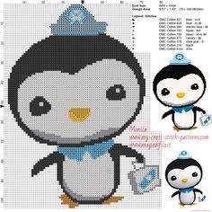 Medic Peso (Octonauts) cross stitch pattern - 3300x3300 - 3732346
