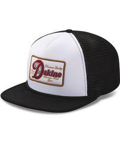 Dakine MT Fresh flat bill trucker cap