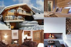 Six luxury ski chalets available for February Half Term