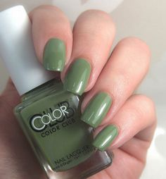 Color Club - it's about thyme